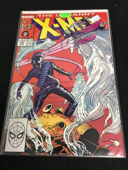 The Uncanny X-Men #230 Comic Book from Amazing Collection B