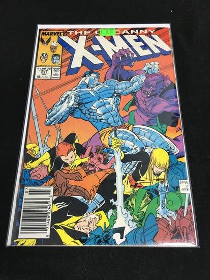 The Uncanny X-Men #231 Comic Book from Amazing Collection B
