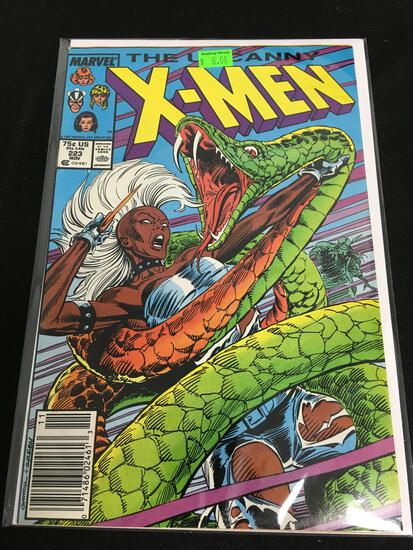 The Uncanny X-Men #223 Comic Book from Amazing Collection