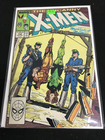 The Uncanny X-Men #236 Comic Book from Amazing Collection