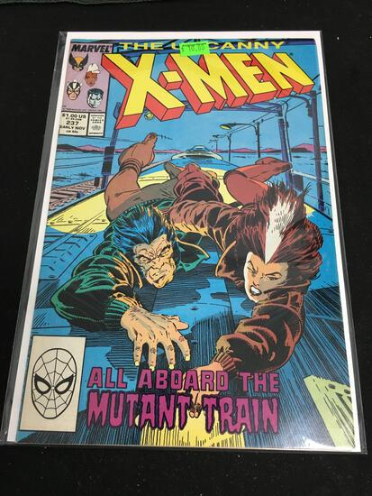 The Uncanny X-Men #237 Comic Book from Amazing Collection