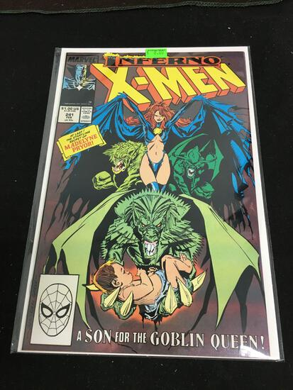The Uncanny X-Men #241 Comic Book from Amazing Collection