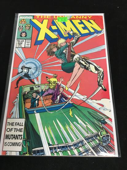 The Uncanny X-Men #224 Comic Book from Amazing Collection