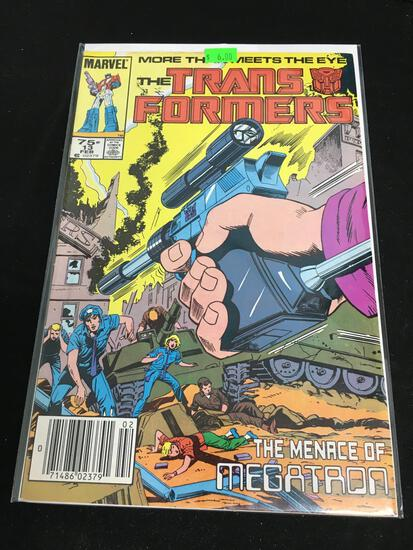 The Transformers #13 Comic Book from Amazing Collection B