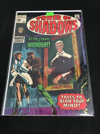 Tower of Shadows #1 Comic Book from Amazing Collection