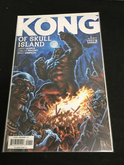 Kong of Skull Island #1 Comic Book from Amazing Collection B