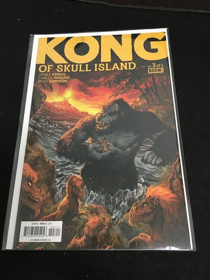 Kong of Skull Island #3 Comic Book from Amazing Collection