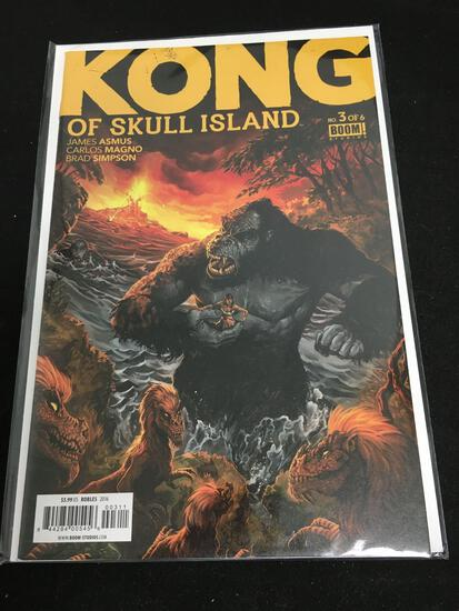 Kong of Skull Island #3 Comic Book from Amazing Collection B