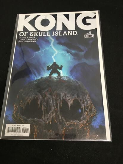 Kong of Skull Island #5 Comic Book from Amazing Collection B