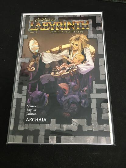 Labyrinth Coronation #1 Comic Book from Amazing Collection
