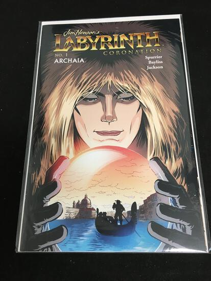 Labyrinth Coronation #1B Comic Book from Amazing Collection