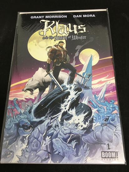 Klaus And The Witch of Winter #1 Comic Book from Amazing Collection B