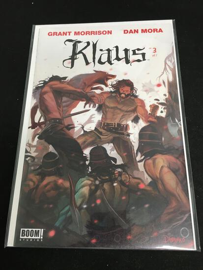 Klaus #3 Comic Book from Amazing Collection