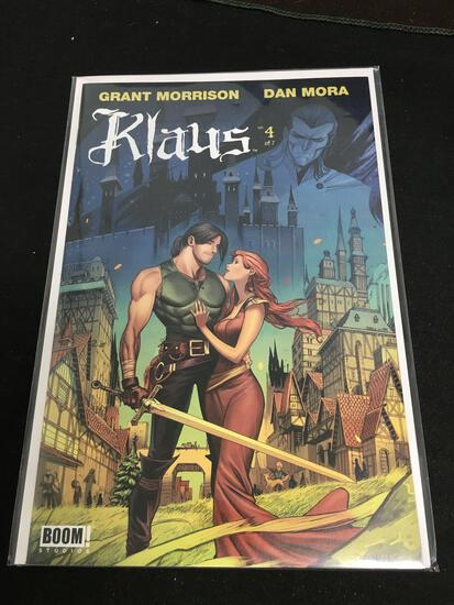 Klaus #4 Comic Book from Amazing Collection
