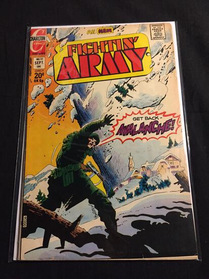 Fightin' Army #111 Comic Book from Amazing Collection