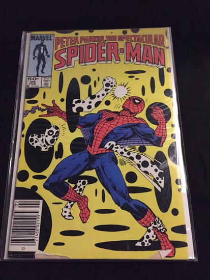 Peter Parker, The Spectacular Spider-Man #99 Comic Book from Amazing Collection B