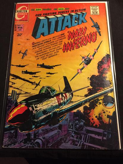 Our Fighting Forces in Action #4 Comic Book from Amazing Collection