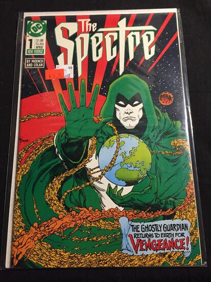 The Spectre #1 Comic Book from Amazing Collection