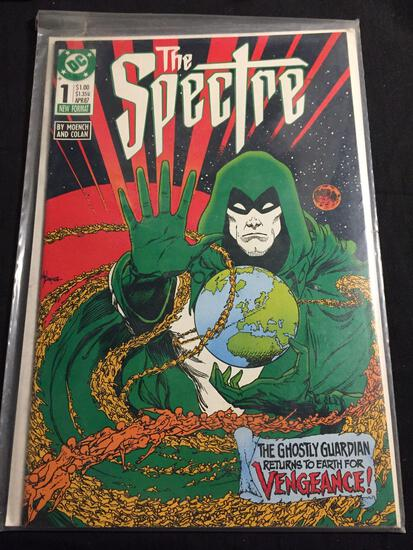 The Spectre #1 Comic Book from Amazing Collection B