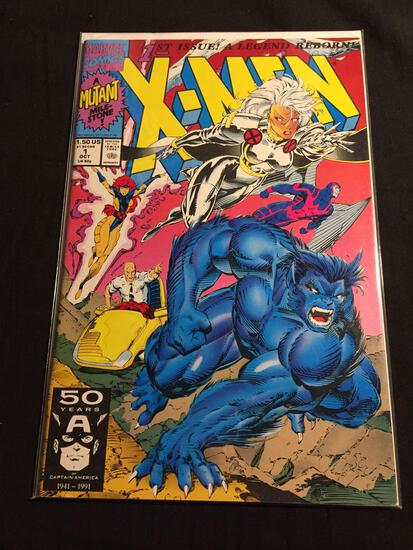 X-Men #1 Comic Book from Amazing Collection