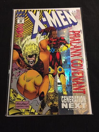 X-Men #36 Comic Book from Amazing Collection