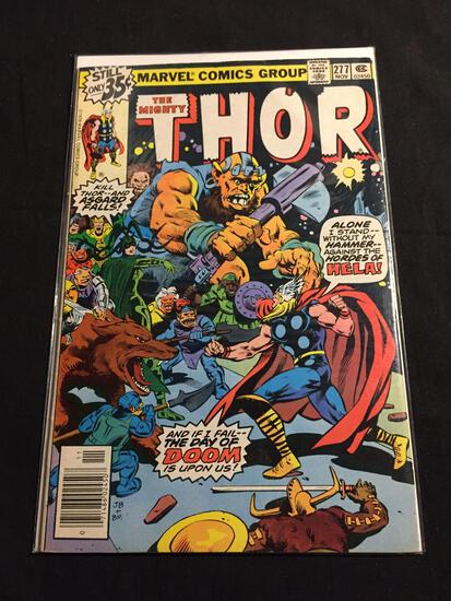 The Mighty Thor #277 Comic Book from Amazing Collection