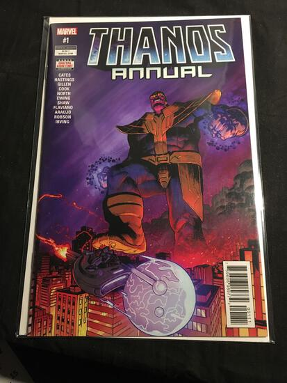 Thanos Annual #1 Comic Book from Amazing Collection