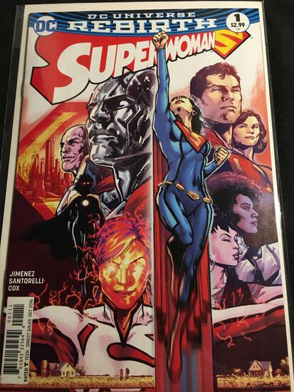 Superwoman #1 Comic Book from Amazing Collection