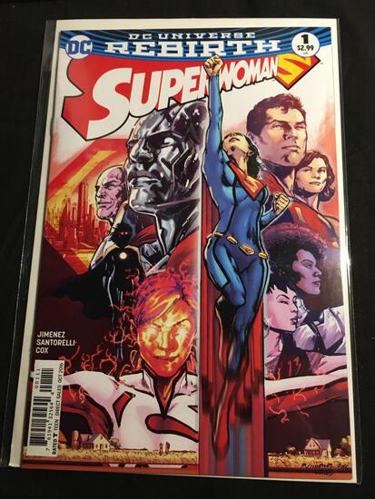 Superwoman #1 Comic Book from Amazing Collection B