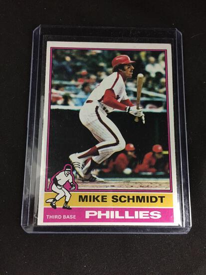 1976 Topps #480 MIKE SCHMIDT Phillies Vintage Baseball Card