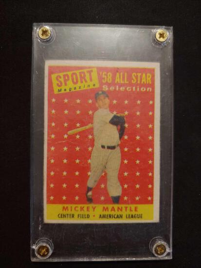 8/28 BONUS Cards & Collectibles Auction