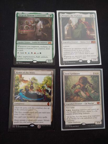 Mtg mythic lot of 4