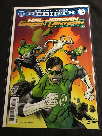 Hal Jordan And The Green Lantern Corps #13B Comic Book from Amazing Collection