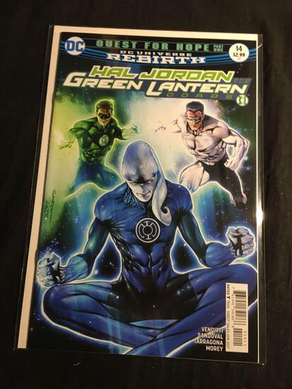 Hal Jordan And The Green Lantern Corps #14 Comic Book from Amazing Collection