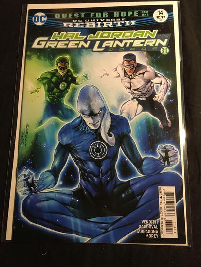 Hal Jordan And The Green Lantern Corps #14 Comic Book from Amazing Collection B
