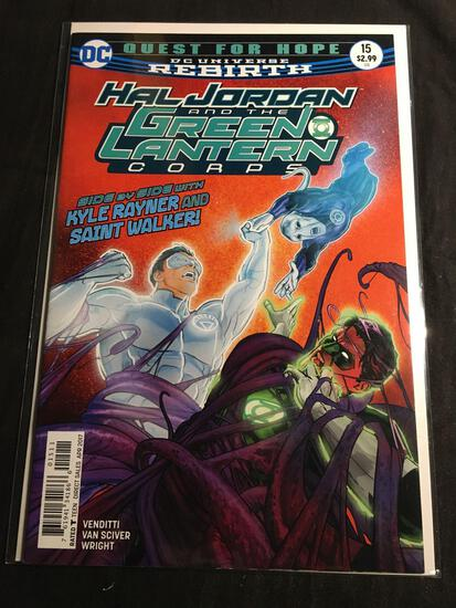 Hal Jordan And The Green Lantern Corps #15 Comic Book from Amazing Collection B