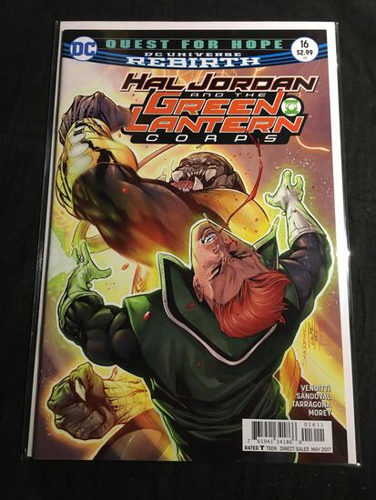 Hal Jordan And The Green Lantern Corps #16 Comic Book from Amazing Collection B