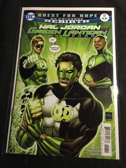 Hal Jordan And The Green Lantern Corps #17 Comic Book from Amazing Collection