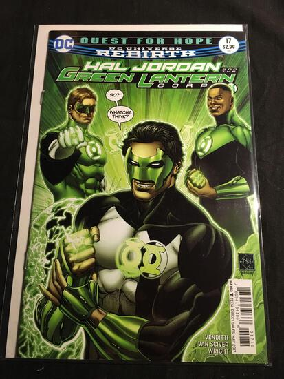 Hal Jordan And The Green Lantern Corps #17 Comic Book from Amazing Collection B