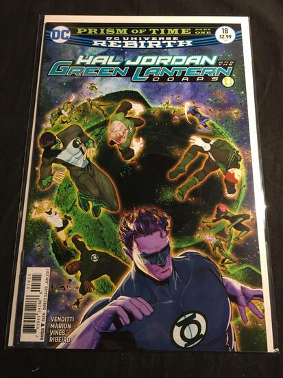 Hal Jordan And The Green Lantern Corps #18 Comic Book from Amazing Collection