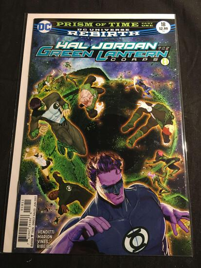 Hal Jordan And The Green Lantern Corps #18 Comic Book from Amazing Collection B