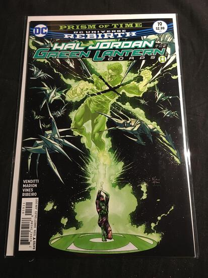 Hal Jordan And The Green Lantern Corps #19 Comic Book from Amazing Collection