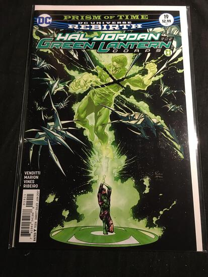 Hal Jordan And The Green Lantern Corps #19 Comic Book from Amazing Collection B