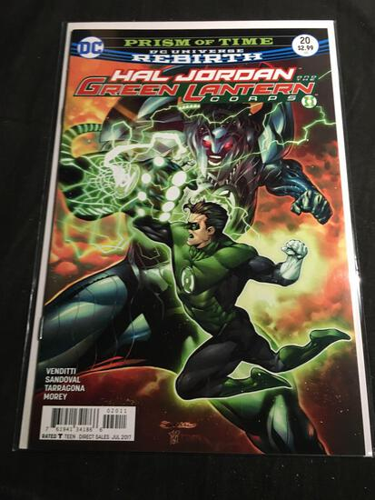 Hal Jordan And The Green Lantern Corps #20 Comic Book from Amazing Collection