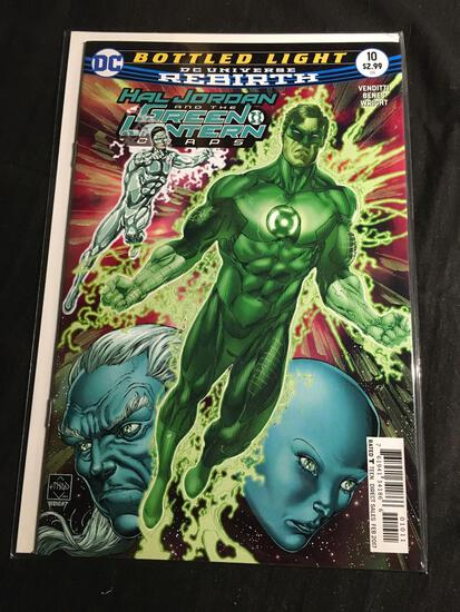 Hal Jordan And The Green Lantern Corps #10 Comic Book from Amazing Collection