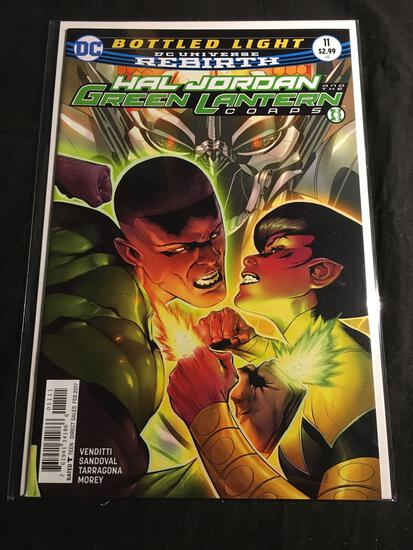 Hal Jordan And The Green Lantern Corps #11 Comic Book from Amazing Collection