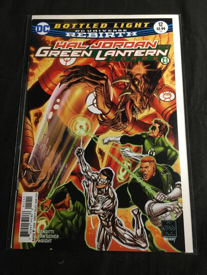 Hal Jordan And The Green Lantern Corps #12 Comic Book from Amazing Collection