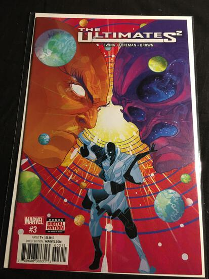 The Ultimates 2 #3 Comic Book from Amazing Collection