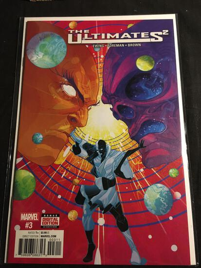 The Ultimates 2 #3 Comic Book from Amazing Collection B