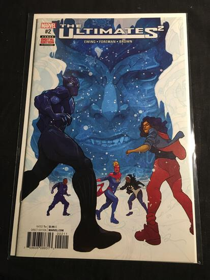 The Ultimates 2 #2 Comic Book from Amazing Collection